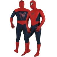 Взрослый костюм Человека-Паука из спандекса