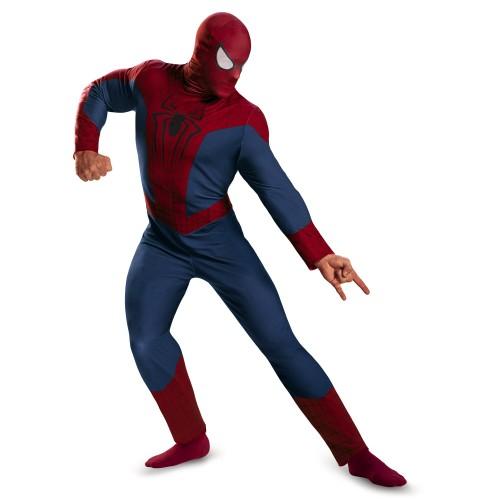 Взрослый костюм нового Человека-Паука