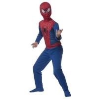 Базовый детский костюм Человека-Паука, 7-10 лет