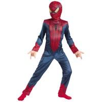 Классический детский костюм Человека-Паука