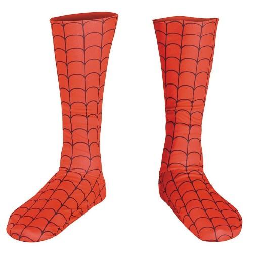 Красные носки Человека-Паука
