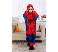 Фланелевая пижама с изображением Человека-Паука
