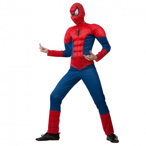 Яркий костюм Человека-Паука