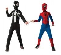 Двусторонний костюм Человека-Паука