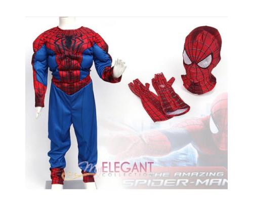 Улучшенный костюм Человека-Паука + перчатки