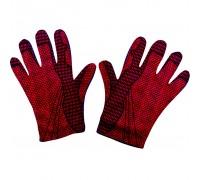Детские красные перчатки нового Человека-Паука