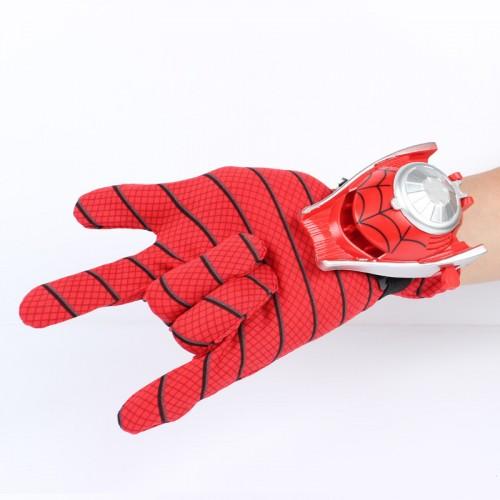 Перчатка Человека-Паука, стреляющая дисками