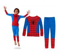 Пижама Человека-Паука из хлопка