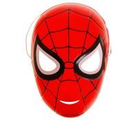 Объемная пластиковая детская маска Человека-Паука