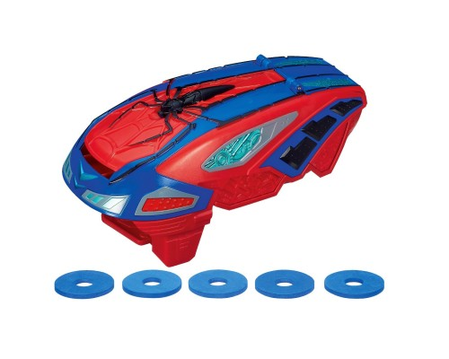 Бластер Человека-Паука с мягкими дисками