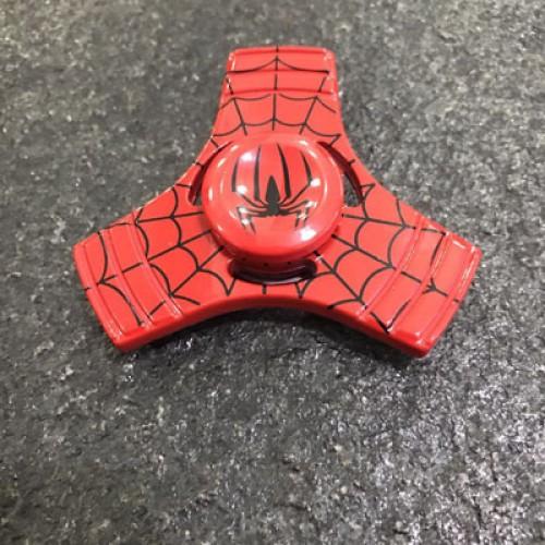 Спиннер металлический в стиле Человека-Паука