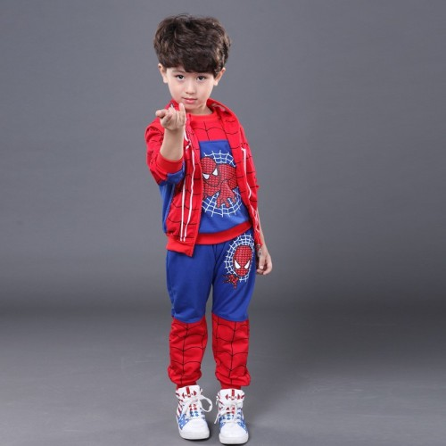 Спортивный костюм Человека-Паука, тройка
