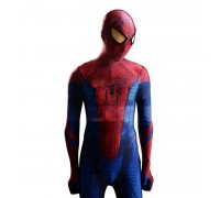 Улучшенный взрослый костюм Человека-Паука, цельный